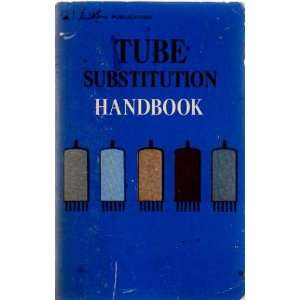 Substitution Handbook The Howard W. Sams Engineering Staff Books