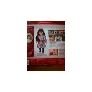 American Girl Samantha Mini Doll + 6 Book Set with Board