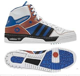 Adidas Star Wars Stormtrooper M Attitude High Top Shoes