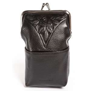 WalletBe Leather Cigarette Case, Multi Case with Wristlet