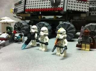 LEGO Star Wars 7261 Clone Turbo Tank RETIRED 100% complete Kashyyk