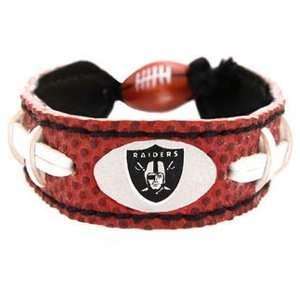 Gamewear Oakland Raiders Classic Football Bracelet One