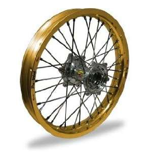 Pro Wheel Pro Wheel 4.25x17 Super Moto Rear Wheel   Silver