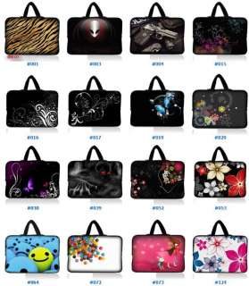 Laptop Carrying Bag Netbook Case Cover Pouch For iPad 2 iPad