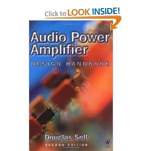 Audio Power Amplifier Design Handbook, Second Edition