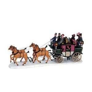 Village Collection Stage Coach Table Piece #93306