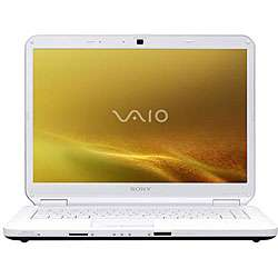 Sony Vaio VGN NS110E/W Laptop Computer (Refurbished)