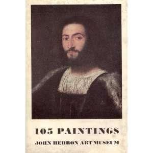 105 Paintings (John Herron Art Museum): Indiana Art