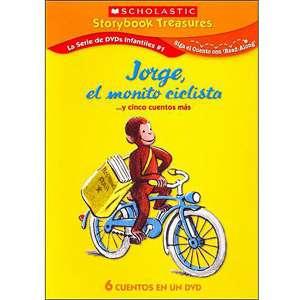 Scholastic Storybook Treasures: Jorge, El Monito Ciclista