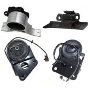 M006 03 07 Nissan Murano 3.5 Engine Motor/ Transmission Mount Set 4 W