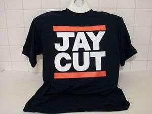 BEARS Jay Cutler   Jay Cut t shirt jersey ditka vintage run dmc