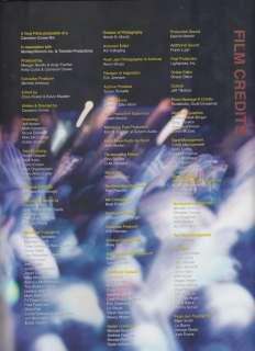 PEARL JAM 20 Cameron Crowe 2011 Film Eddie Vedder 20 pages COLOR