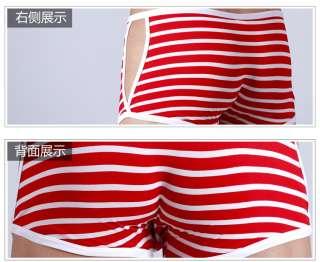 XUBA New Mens Sexy Boxers Briefs Underwear 201162 stripe Boxers