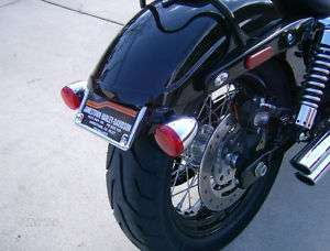 2010 Harley Wide Glide Turn Signal Relocation Kit
