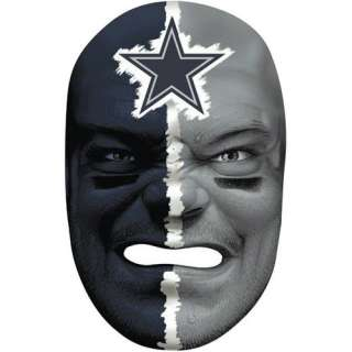 NFL   Dallas Cowboys Team Fan Face Mask