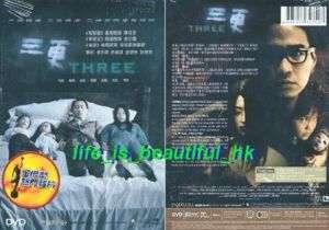 THREE   NEW DVD   LEON LAI HK THAI KOREAN 3 MOVIES R0