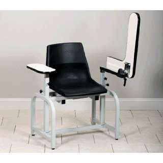 LAB SERIES BLOOD DRAWING CHAIRS Plastic seat blood chair Item# 6060 P