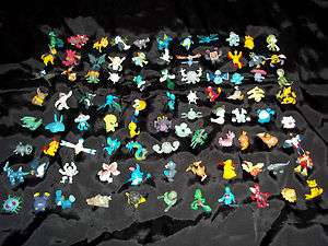 25 Piece Wholesale Pokemon Bulk Lots Toys Action Figures Dolls Small