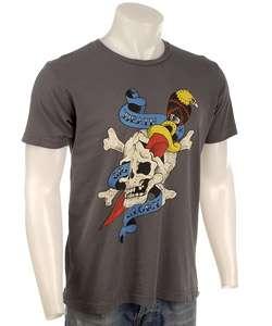 Ed Hardy Mens Death or Glory Short sleeve T shirt