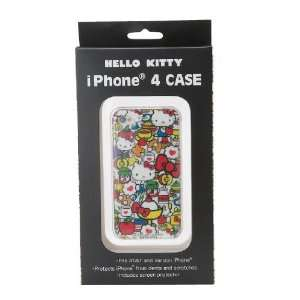 Hello Kitty iphone 4 Case Classic Fun Cell Phones