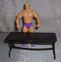 Wrestling BREAKAWAY TABLE for WWE JAKKS Action Figures