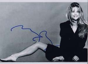 MEG RYAN SIGNED SUPER SEXY UACC R DL W SIGNING DATA