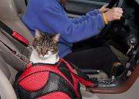 LARGE PET GEAR DOG CAT AVIATOR CARRIER/CAR SEAT/BED