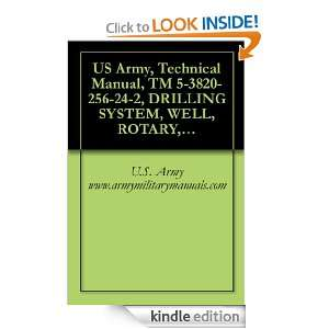 US Army, Technical Manual, TM 5 3820 256 24 2, DRILLING SYSTEM, WELL