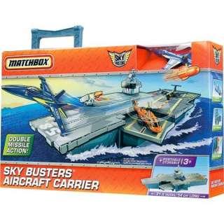 MATCHBOX  Sky Busters Aircraft Carrier  NEW