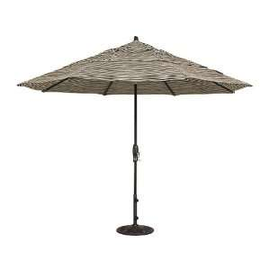 by Forma Pura Crank Tilt 11 ft Umbrella Patio, Lawn & Garden