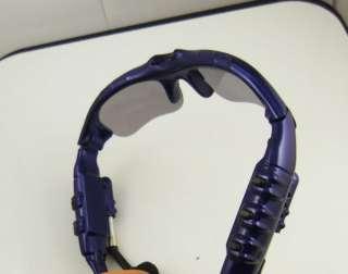 2GB 2G Sunglasses Sun Glasses  Player +Case Blue