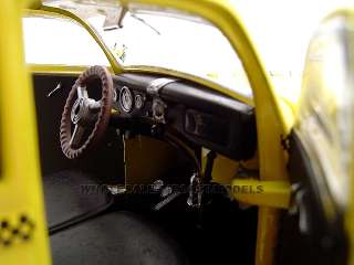 1935 FORD SEDAN DELIVERY TAXI CAB 124 DIECAST MODEL |