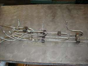 John Deere 6619 Fuel injection lines 619 992 DLC