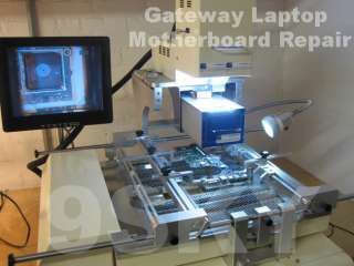 Gateway Laptop MB Repair P 6860FX, P 7805u, UC7807u