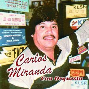 Carlos Miranda Con Orquesta, Carlos Miranda Latin