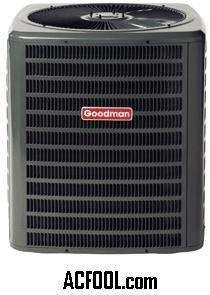 Ton Goodman Heat Pump Condenser GSH130181 Dry R 22