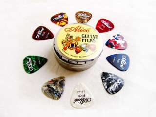 Wholesale 144x Alice Guitar Picks 3 thickness