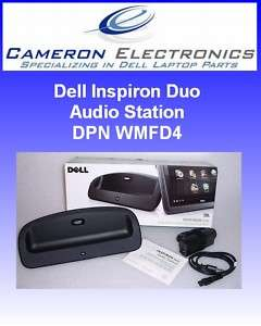 New Dell Inspiron Duo Audio Station WMFD4