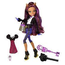 Monster High Sweet 1600 Doll   Clawdeen Wolf   Mattel