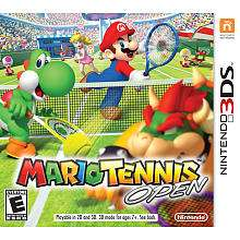 Mario Tennis Open for Nintendo 3DS   Nintendo