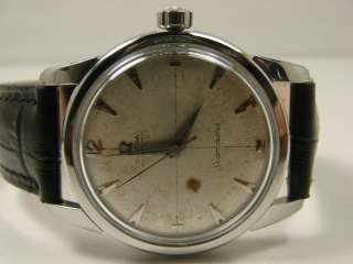 1956 CLASSIC OMEGA SEAMASTER AUTOMATIC WATCH. SERVICED