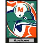 logo money clip stainless steel miami dolphins logo money clip