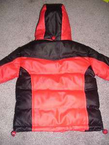 Baby Winter Jacket Coat Boys 18 mos Months Black Red