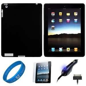 Blue LED Light + SumacLife TM Wisdom Courage Wristband Electronics