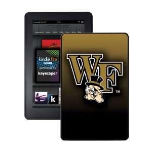 Wake Forest Demon Deacons Kindle Fire Case Electronics