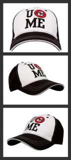 JOHN CENA Black Rise Above Hate WWE Baseball Cap Hat New