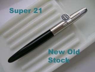 pen black fine new old stock specifics type new old stock fountain pen