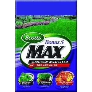 Scotts Lawns 5M Bonus S Max Feed 38805 Dry Lawn Fertilizer