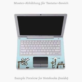 Tastatur (Inlay)   Skyworld Laptop Notebook Decal Skin Sticker