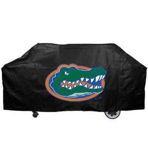 Florida Gators Black Grill Cover
